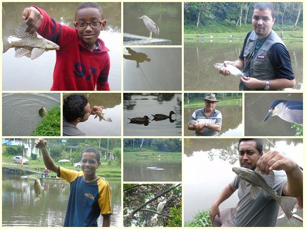 Pesqueiro Amigos da Natureza, Riacho Grande