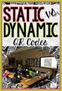 Static vs Dynamic QR Codes: What's the difference?