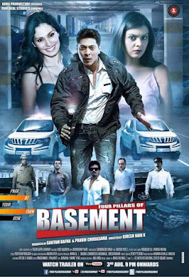 Four Pillars Of Basement (2015) Watch full hindi movie
