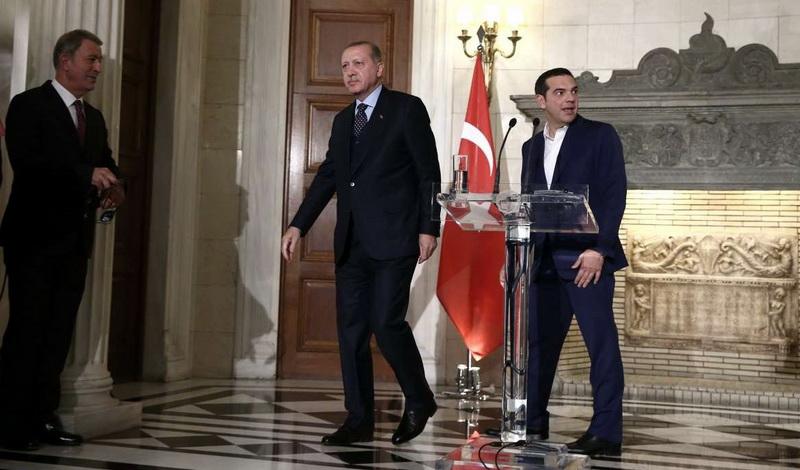 Ανακοίνωση του ΚΚΕ για την επίσκεψη του Ερντογάν στην Ελλάδα