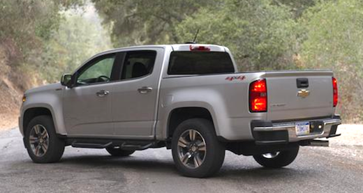 2019 Chevrolet Colorado Rumors