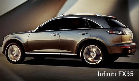 2014 Infiniti Fx35