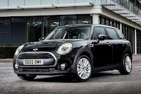 Mini One D Clubman (2016) Front Side