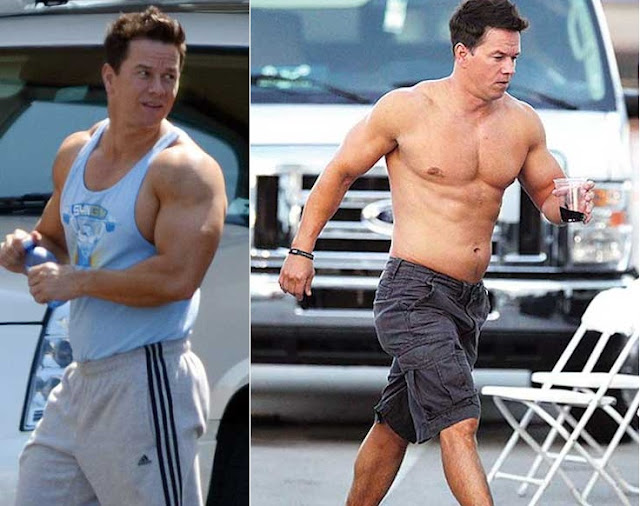Mark Wahlberg Workout for Mass