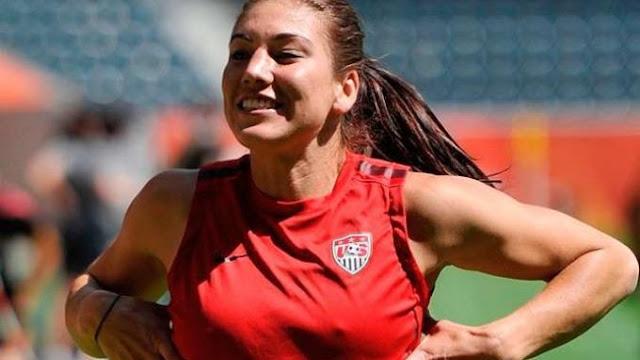10 Pemain Sepakbola Wanita Tercantik dan Terbaik