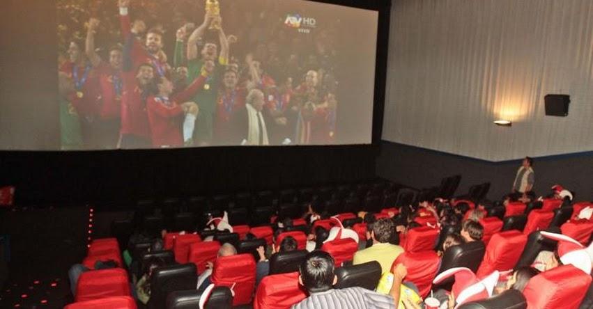 Ministerio de Cultura realiza conversatorio sobre proyecto de Ley del Cine (Lunes 23 Octubre) www.cultura.gob.pe