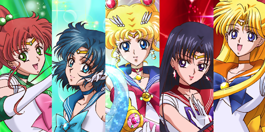 ~Sailor Moon Obsession Blog~: Recipe for watching Sailor Moon Crystal.
