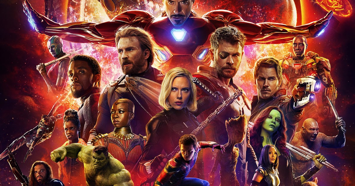 avengers infinity war 2018 subtitle indonesia  nonton