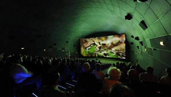 Descubre cómo serán las salas de cine en el futuro