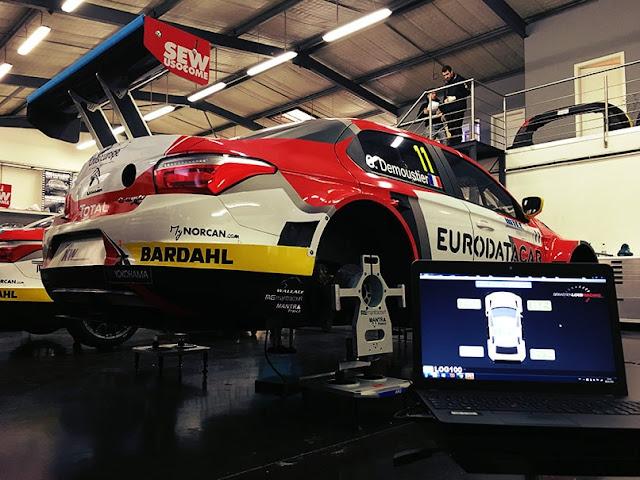 weigh of a race car