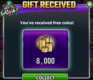 caesars casino daily coins