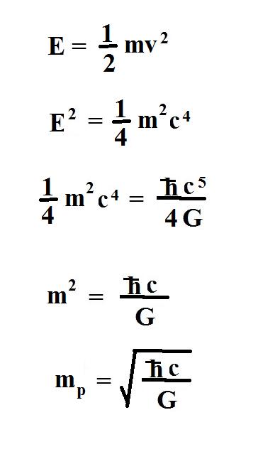 GM Jackson Physics and Mathematics: Deriving the Planck Length ...