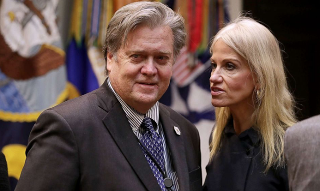 Trump Attorney Sends Bannon A Cease and Desist Letter over Disparaging Comments