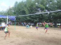 Ini Tim yang Menang pada Kejuaraan Voli Pantai Antarpelajar Tingkat Kabupaten Rembang