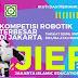 Kontes Robotik Terbesar di JIC Jakarta