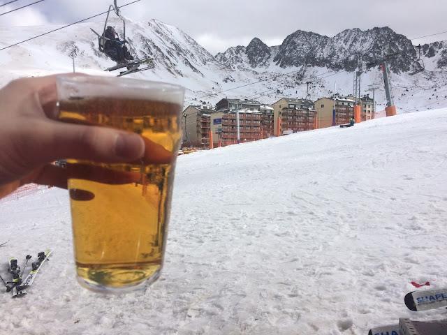 Andorra Skiing Holiday Apri Ski - Bearded Couture