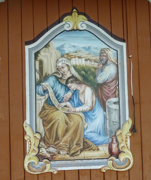 Болехів. Церква Успіння святої Анни. 1870 р. УГКЦ