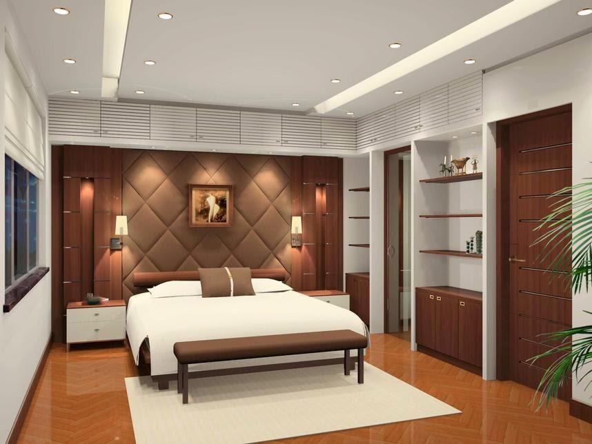 quarto de casal moderno