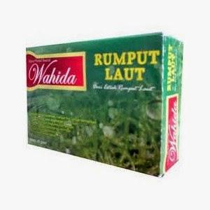 dalah sabun herbal alami yg mengandung ekstrak rumput maritim di dalamnya Jual Sabun Wahida Rumput Laut Balikpapan