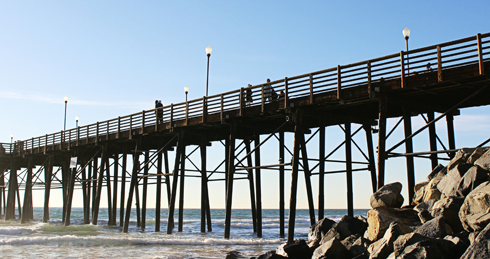 Oceanside Pier California