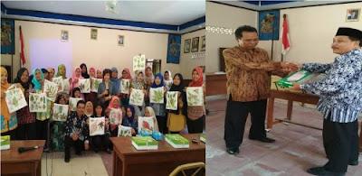 Profil Perpustakaan Desa Lentera, Desa Bugel, Kulonprogo Yogyakarta