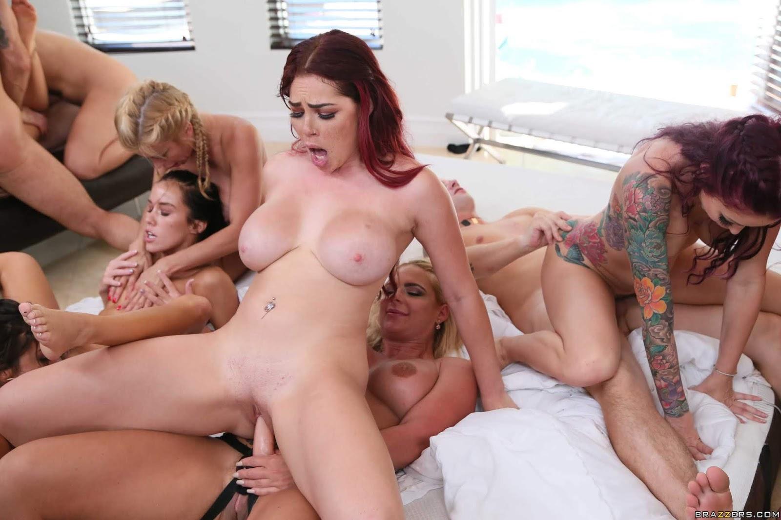 порно звезды бразерс групповое
