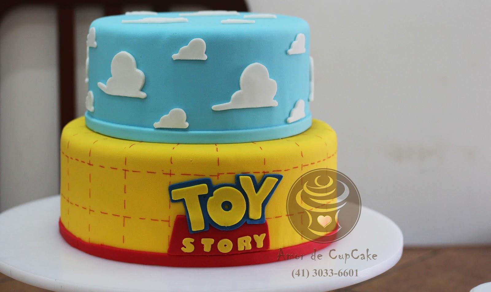 Super Amor de CupCake: Toy Story RA87