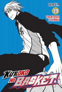 """""""Kuroko no Basket"""" (黒子のバスケ) vol. 19 de Tadatoshi Fujimaki"""