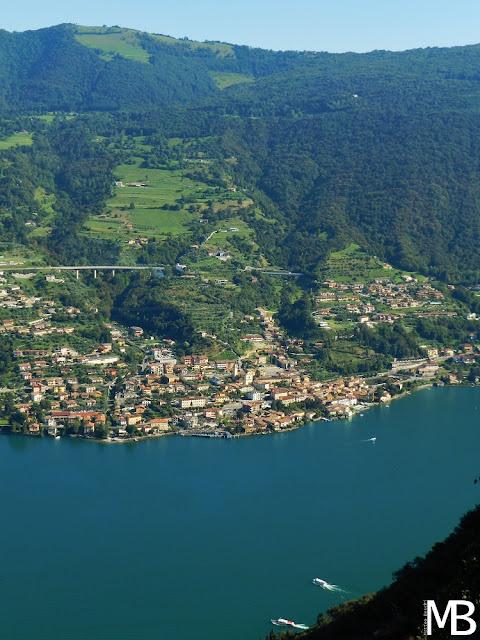 monte isola floating piers santuario della ceriola