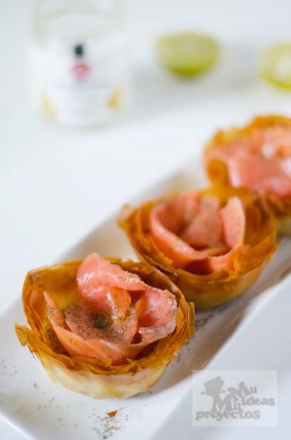 receta de tartaletas de cebolla caramelizada y salmon4