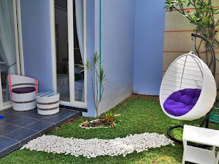 Desain Teras Belakang Rumah Model Minimalis