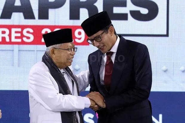Kyai Ma'ruf Amin Khawatir dengan Gerakan 'Subuh Putih'