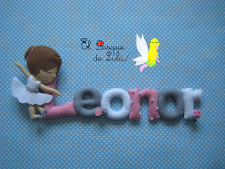 nombre-fieltro-Leonor-elbosquedelulu-hechoamanoparati-regalo-nacimiento-decoración-infantil-bailarina-felt-feltro-name-banner