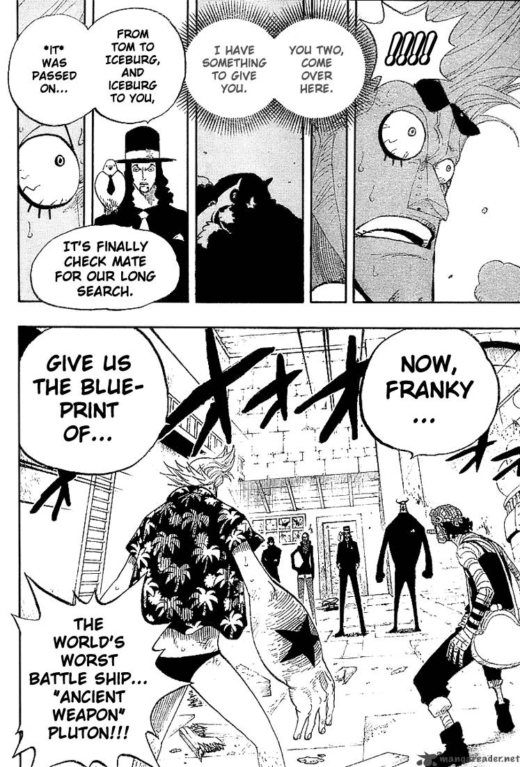 One Piece Ch 352