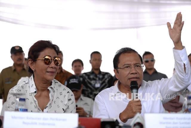PKS: Susi Pudjiastuti dan Rizal Ramli akan Masuk Kabinet