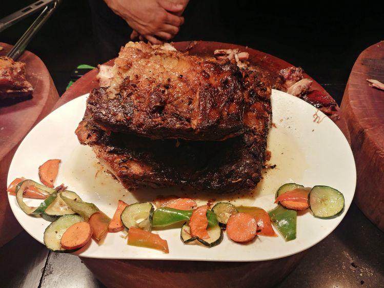 Dads World Buffet US Roast Beef