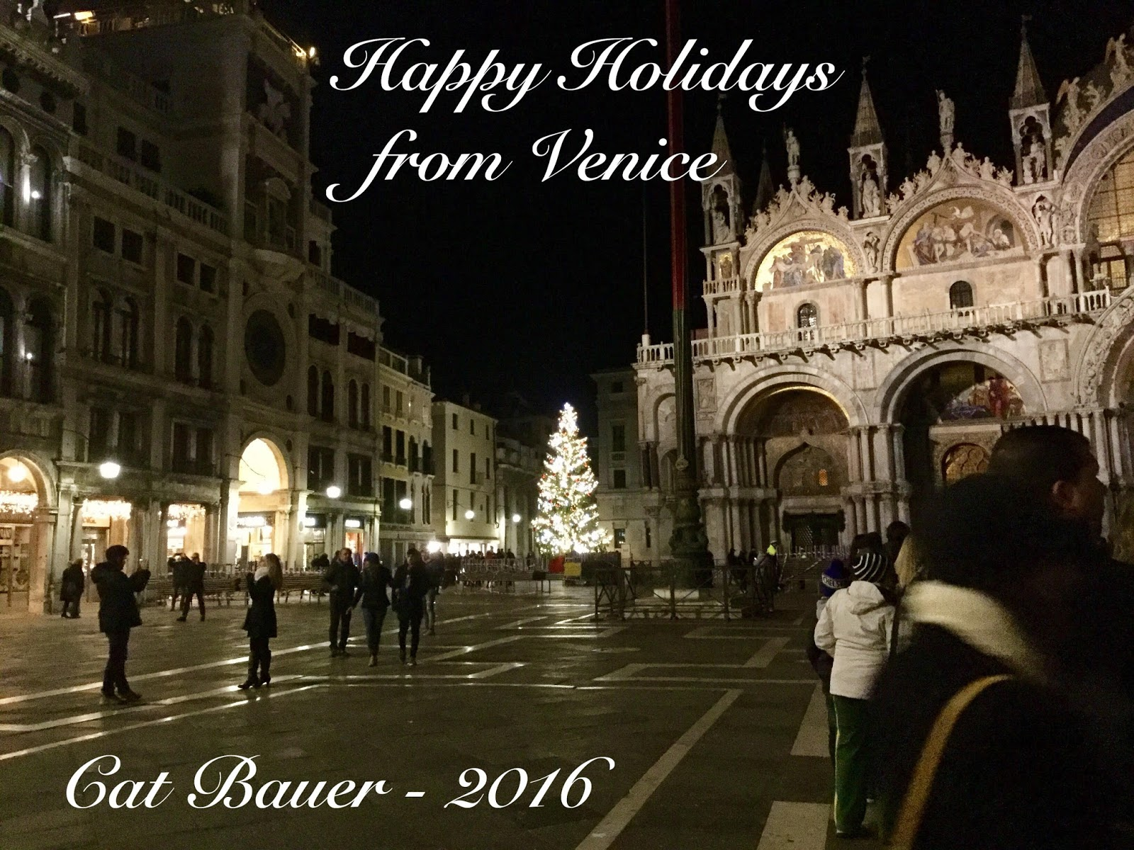 how to say merry christmas in venice