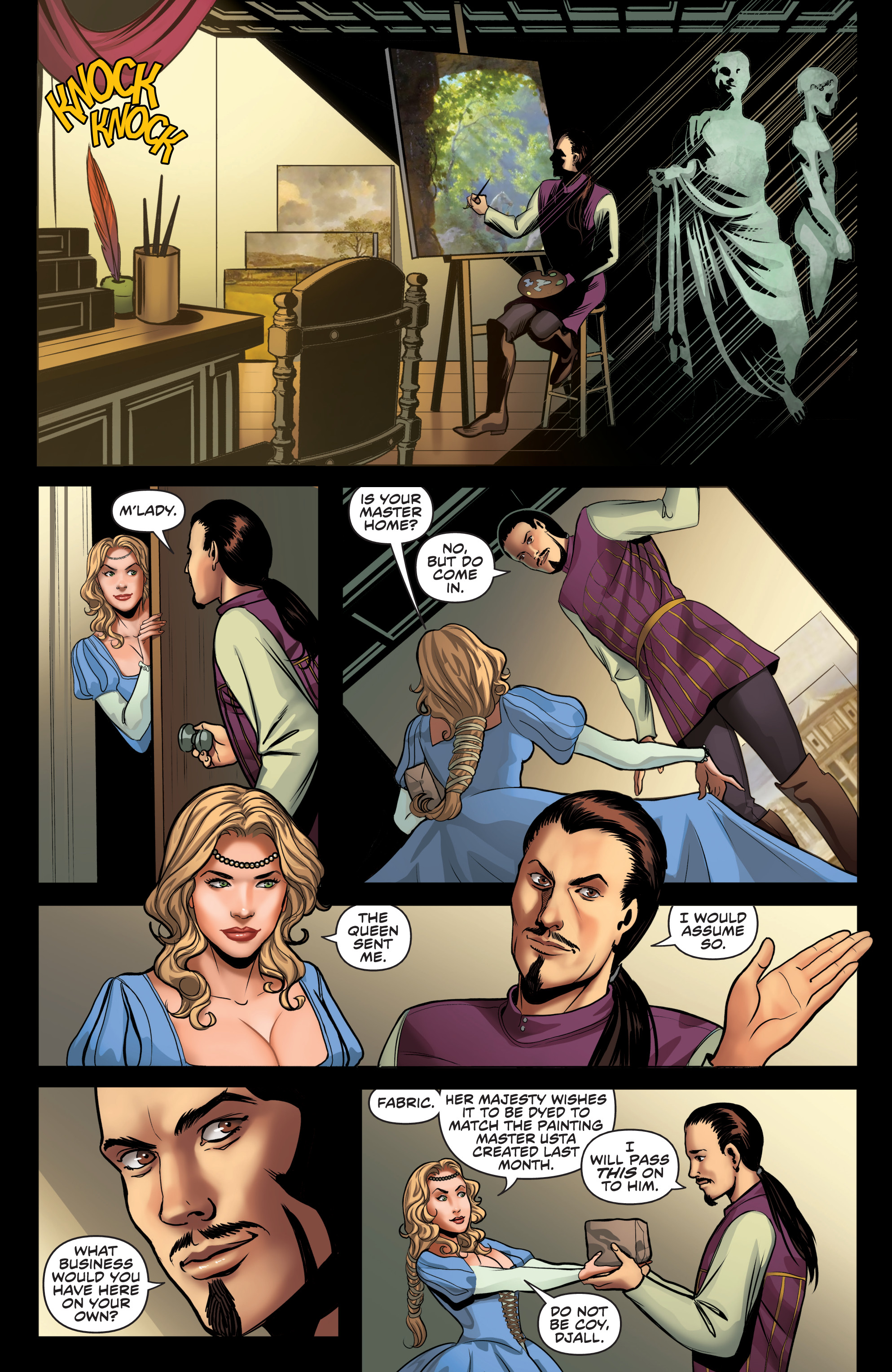 Read online Charmed (2017) comic -  Issue #4 - 12
