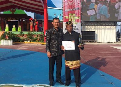 Ini Lomba Desa Tingkat Nasional Yang Dimenangkan Provinsi Lampung Tahun 2017