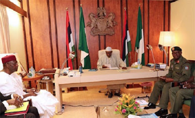 Buhari orders Service Chiefs to tackle Biafra Security Service (BSS)