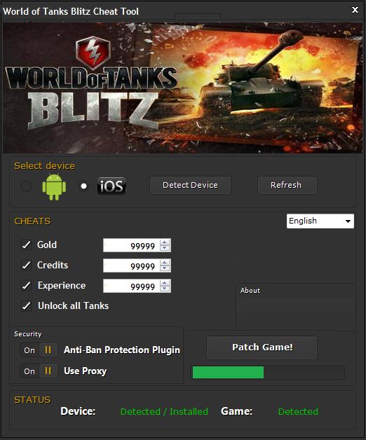 world of tanks blitz hack cheat