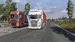 Scania Stock V8 Sound Mod