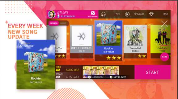 Game Musik Korea Android