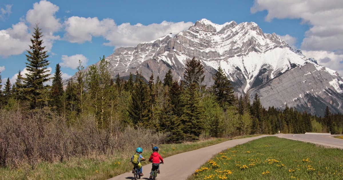 Family Adventures in the Canadian Rockies Family Guide to