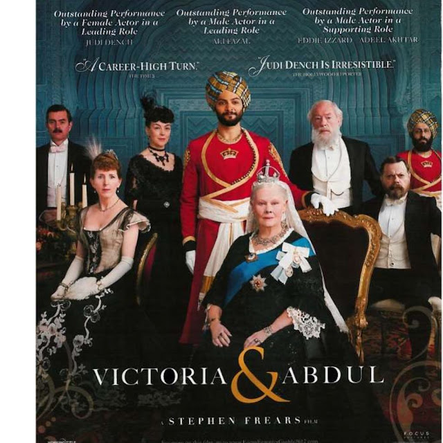 Victoria & Abdul movie