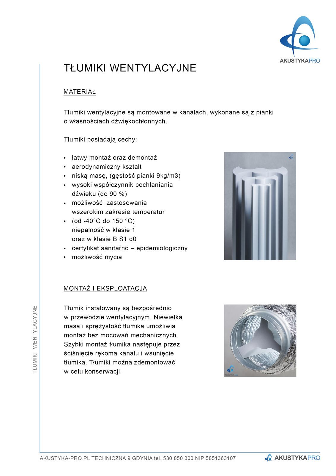 Papier firmowy, grafika i fotografie dla Akustyka Pro