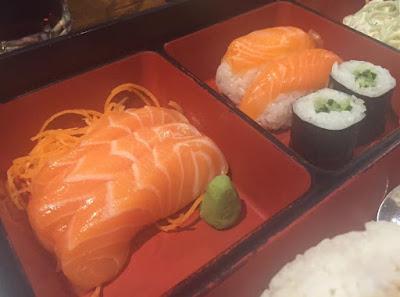 Motel One, Pleased to Meet You & Osaka | Date night in Newcastle - Sushi and Sashimi