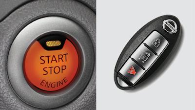 Teknologi Intelligent Key & Push Button March - nissan mobil tebaik - tuturahmad.blogspot.com