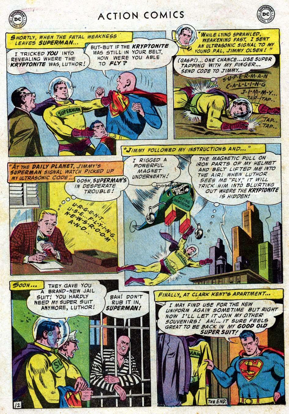 Action Comics (1938) 236 Page 13