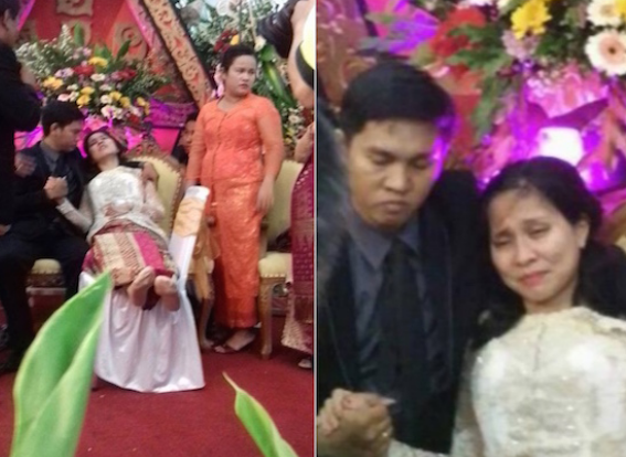 Andri Aryanto Pasaribu dan Liyana Rinda Pangaribuan